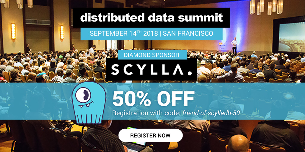 Distributed Data Summit