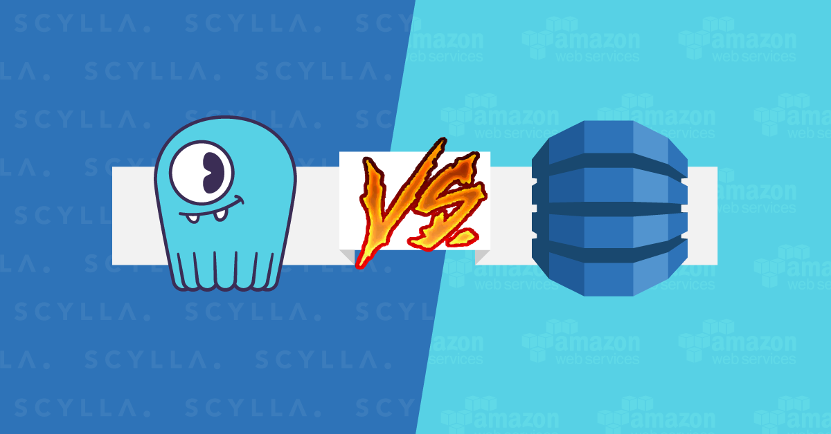 Going Head-to-Head: Scylla vs Amazon DynamoDB - ScyllaDB