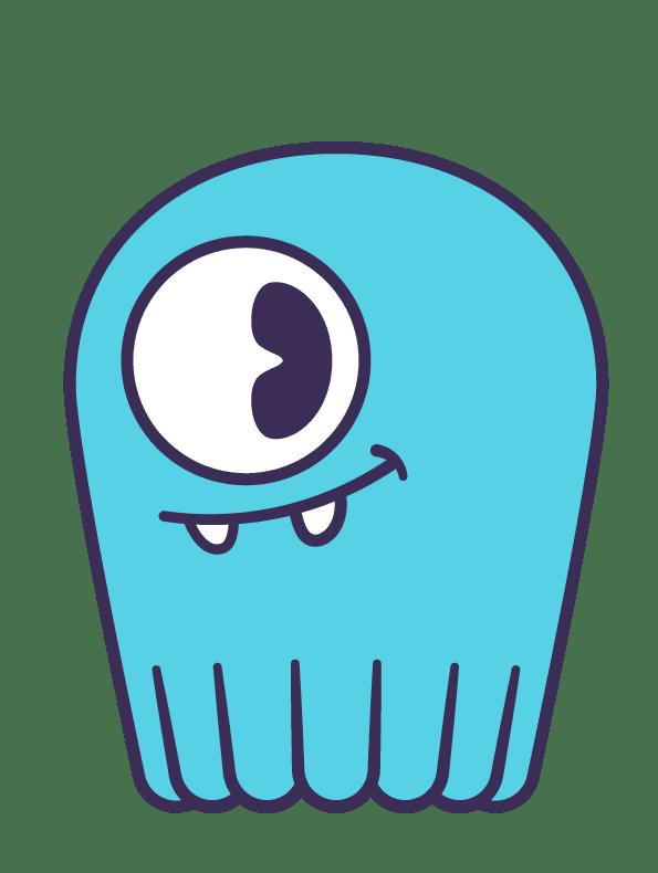 Scylla Open Source Mascot